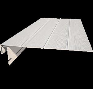 Карнизная доска - комплектующий аксессуар для фасадных панелей и сайдинга